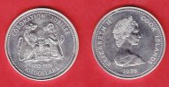 Cook Islands 10 Dollars 1978 Polierte Platte Proof PP 25 J. Krönungsjubi... 18,00 EUR
