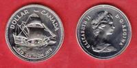 1 Dollar 1979 Kanada Handelsschiff Griffon, Seefahrt Stempelglanz fein,... 9,00 EUR  zzgl. 5,00 EUR Versand