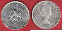 1 Dollar 1964 Kanada Quebec PL  11,00 EUR  zzgl. 5,00 EUR Versand