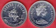 1 Dollar 1975 Kanada Calgary PL  8,00 EUR  zzgl. 5,00 EUR Versand