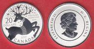 20 Dollars 2012 Kanada Rentier Prooflike PL  18,00 EUR  zzgl. 5,00 EUR Versand