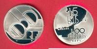 100 Francs / 15 Ecus 1994 Frankreich Big Ben Polierte Platte Proof PP  18,00 EUR  zzgl. 5,00 EUR Versand