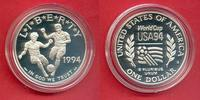 USA 1 Dollar 1994 Polierte Platte Proof PP World Cup Soccer 18,00 EUR