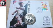 10 Pesos 1994 Kuba Fußball WM USA 1994, Zweikampf - Golden Gate Bridge,... 21,00 EUR  zzgl. 5,00 EUR Versand