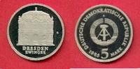 5 Mark 1985 DDR Dresdener Zwinger Polierte Platte offen, Proof PP  35,00 EUR  zzgl. 5,00 EUR Versand