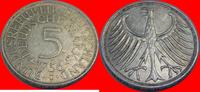 5 DM 1956 J BRD (11/JAUL) BRD 5 DM J. 387 Adler 1956 J sehr schön, zart... 8,00 EUR  zzgl. 5,00 EUR Versand