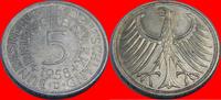 5 DM 1958 D BRD (16/JAUL) BRD 5 DM J. 387 Adler 1958 D besser als sehr ... 9,00 EUR  zzgl. 5,00 EUR Versand