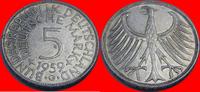 5 DM 1959 G BRD (20/JAUL) BRD 5 DM J. 387 Adler 1959 G besser als sehr ... 9,00 EUR  zzgl. 5,00 EUR Versand