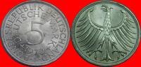 5 DM 1970 F BRD (60/JAUL) BRD 5 DM J. 387 Adler 1970 F bankfrisch  8,00 EUR  zzgl. 5,00 EUR Versand