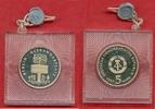 5 Mark 1987 DDR Weltzeituhr am Alexanderplatz Polierte Platte plombiert... 33,00 EUR  zzgl. 5,00 EUR Versand