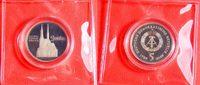 5 Mark 1989 DDR Zwickau Katharinenkirche Polierte Platte OVP, Proof PP  65,00 EUR  zzgl. 5,00 EUR Versand