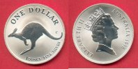 Australien 1 Dollar 1998 Stempelglanz Bril...