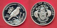 25 Rupien 1993 Seychellen Seychellen-Dajaldrossel - Vogel, Tierwelt, WW... 21,00 EUR  zzgl. 5,00 EUR Versand