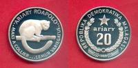 20 Ariary 1988 Madagaskar Lemur - Affe, Tierwelt, WWF, Endangered Wildl... 20,00 EUR  zzgl. 5,00 EUR Versand
