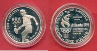 USA 1 Dollar 1996 Polierte Platte Proof PP...
