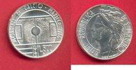 500 Lire 1986 San Marino Fussball WM 1986 Mexiko - Spielfeld Stempelgla... 9,00 EUR