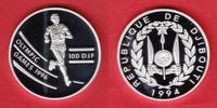 100 DJF 1994 Djibouti Läufer - Olympiade Atlanta 1996 Polierte Platte P... 18,00 EUR