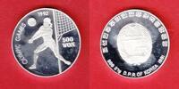500 Won 1991 Nordkorea Olympiade 1992 Barcelona, Volleyball Polierte Pl... 22,20 EUR  zzgl. 5,00 EUR Versand