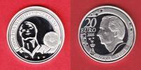 20 Euro 2005 Belgien World Soccer Games 2006 Polierte Platte Proof PP  32,00 EUR  +  5,00 EUR shipping