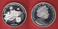 Isle of Man 1 Crown 2005 Polierte Platte P...