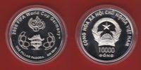 10.000 Dong 2005 Vietnam Fußballpagode - Fußball WM 2006 Deutschland Po... 27,50 EUR  zzgl. 5,00 EUR Versand