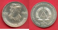 DDR 10 Mark Heinrich Heine