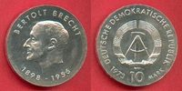 DDR 10 Mark Bertold Brecht