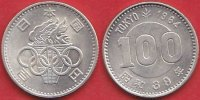 100 Yen 1964 Japan Summer Olympic Games 1964 Tokyo, Olympic rings and f... 3,00 EUR
