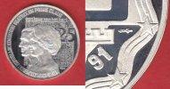 25 Ecu 1991 Niederlande Silberhochzeit mit Silbergehaltsangabe, Schwert... 19,00 EUR  +  5,00 EUR shipping