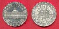 50 Schilling 1972 Oesterreich Hochschule für Bodenkultur bankfrisch, un... 11,70 EUR  zzgl. 5,00 EUR Versand