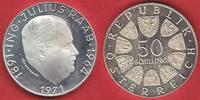 50 Schiliing 1971 Oesterreich Julius Raab Polierte Platte Proof PP  13,00 EUR  zzgl. 5,00 EUR Versand