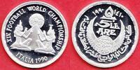 5 Pfund 1990 Aegypten Pyramide mit Ball - Fußball WM 1990 Italien Polie... 22,00 EUR  +  5,00 EUR shipping