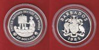 20 Dollar 1985 Barbados UN Decade for Women - Jahr der Frau Polierte Pl... 30,00 EUR  zzgl. 5,00 EUR Versand