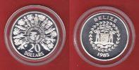 20 Dollar 1985 Belize UN Decade for Women - Jahr der Frau Polierte Plat... 25,00 EUR  zzgl. 5,00 EUR Versand