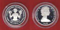10 Crown 1985 Turks & Caicos UN Decade for Women - Jahr der Frau Polier... 28,00 EUR  zzgl. 5,00 EUR Versand