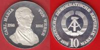 DDR 10 Mark Carl Maria v. Weber Silber