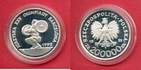 200000 Zlotych 1991 Polen Olympic Games 1992 Barcelona, Weight lifter P... 25,00 EUR  +  5,00 EUR shipping