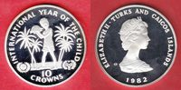 10 Crown 1982 Turks and Caicos UNICEF International Year of the Child -... 17,00 EUR  zzgl. 5,00 EUR Versand