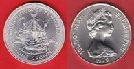 1 Crown 1979 Isle of Man Millennium of Tynwald, Handelskogge, Seefahrt ... 22,00 EUR  zzgl. 5,00 EUR Versand