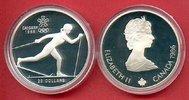 20 Dollars 1986 Kanada Olympic Games 1988 Calgary, Cross-country skier ... 19,00 EUR