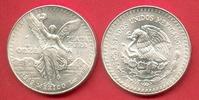 1 Onza 1989 Mexiko Libertad, Siegesgöttin 1 Unze Feinsilber, Unzen Stem... 27,00 EUR