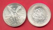 1 Onza 1990 Mexiko Libertad, Siegesgöttin 1 Unze Feinsilber, Unzen Stem... 23,00 EUR