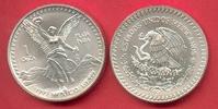 1 Onza 1993 Mexiko Libertad, Siegesgöttin 1 Unze Feinsilber, Unzen Stem... 24,00 EUR