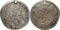 15 Kreuzer (1/4 Gulden) 1691 Bayern, Kurfürstentum Maximilian II. Emanu... 60,00 EUR  zzgl. 5,00 EUR Versand