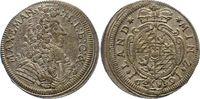 15 Kreuzer (1/4 Gulden) 1691 Bayern, Kurfürstentum Maximilian II. Emanu... 175,00 EUR  zzgl. 5,00 EUR Versand