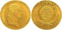 10 Taler (Doppelter August d´or) 1817 Sachsen, Königreich Friedrich Aug... 4250,00 EUR kostenloser Versand