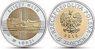 5 Zloty 2015 Polen Polska Poland Priestermühle in Lódz (Lotsch) – Serie... 3,00 EUR inkl. gesetzl. MwSt., zzgl. 4,50 EUR Versand