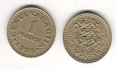 1 Marka 1926 Estland - Estonia Kursmünze sehr schön  12,00 EUR  zzgl. 4,50 EUR Versand