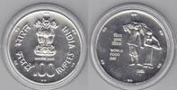 1981 Indien 100 Rupien 1981 World Food Day Ag unz unz  65,00 EUR  zzgl. 5,00 EUR Versand