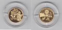 10 Euro 2007 Frankreich 10 Gold-Euro 300.Todestag von Sebastian Vauban PP  475,00 EUR kostenloser Versand